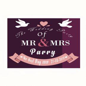 Mr & Mrs Parry
