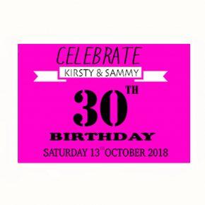 Sammy & Kirsty